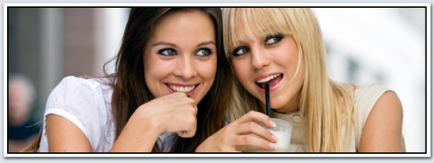 Grand Finales Café & Catering | women drinking coffee