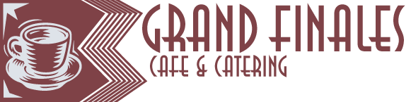 Grand Finales Cafe & Catering Logo
